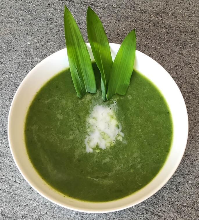 Bärlauch Suppe | austrian-foodie.at