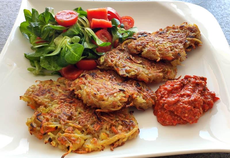 Kartoffelpuffer | austrian-foodie.at