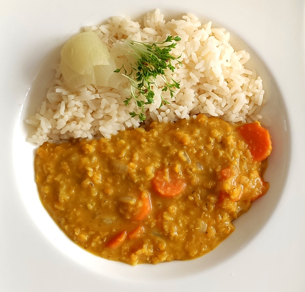 Rote Linsen-Curry | austrian-foodie.at
