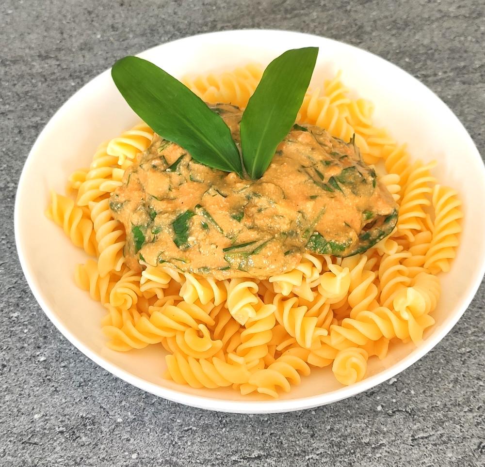 Bärlauch-Pasta | austrian-foodie.at